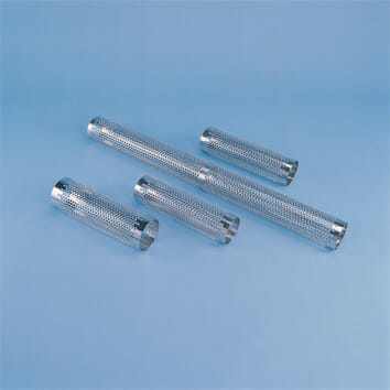 Perforated Back-Up Tubes (Inline Strainers)