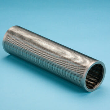 SaniWedge Wedge Wire Elements (Inline Strainers)