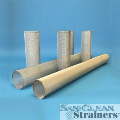 Stainless Steel Wire Mesh OverScreens