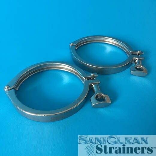 Clamp gasket