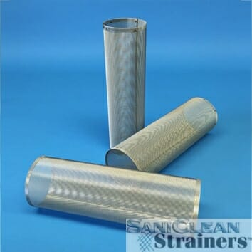 SKS OverScreens Saniclean Strainers