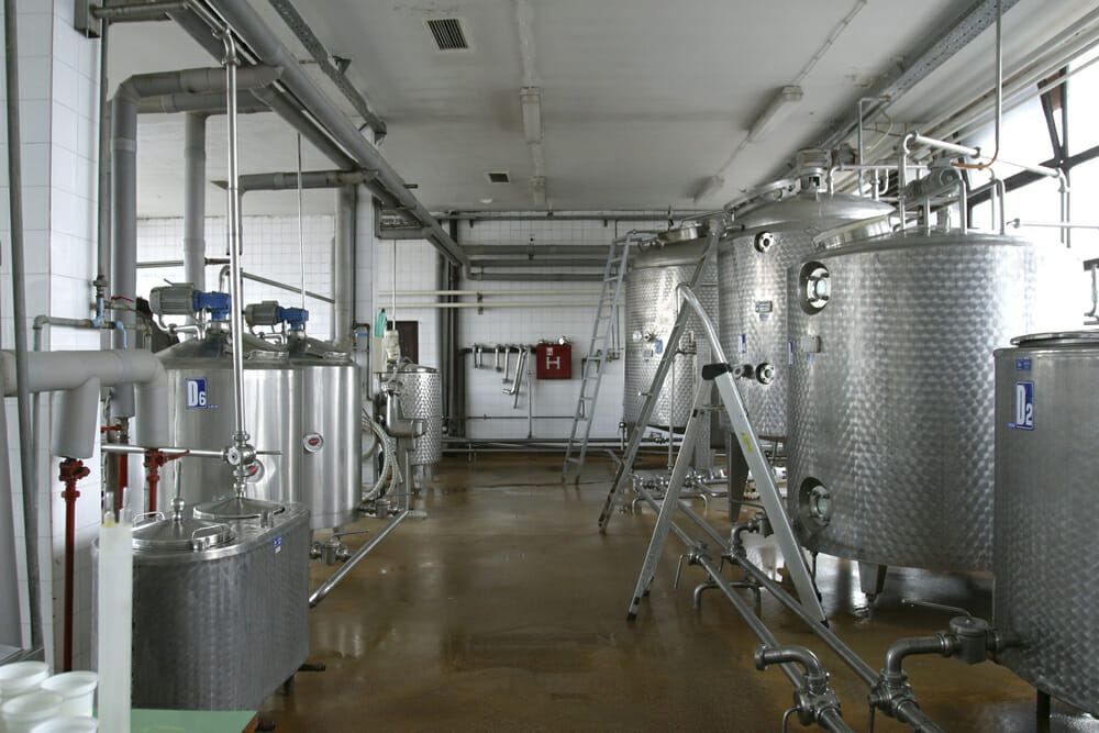 dairy food manufacturing equipment