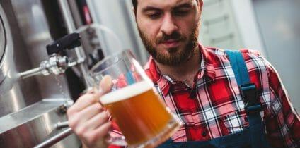 beer strainer   SaniClean