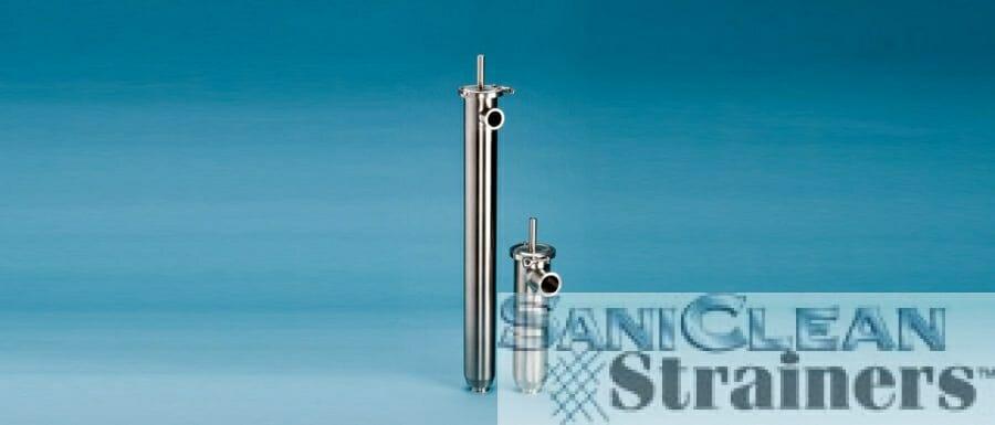 Inlet strainer