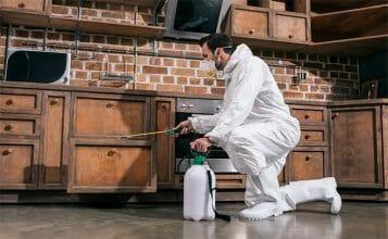 Sanitary strainer - Pest control