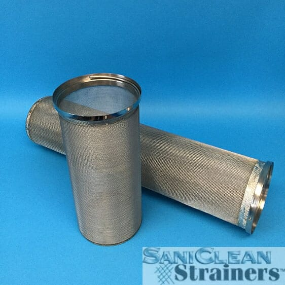 Strainers parts