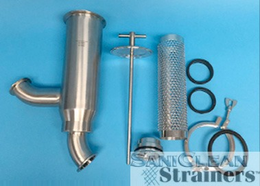 """""""Y"""" STRAINERS"""